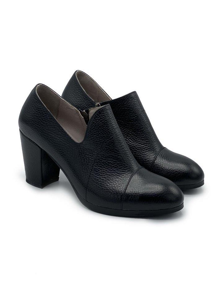 کفش زنانه چرم گاوی674